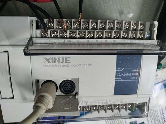 信捷PLC XC3-24R-E 利用AnyLink网关实现远程监控 及Modbus地址转换工具